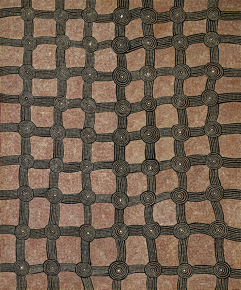 View works by Joseph  Jurra Tjapaltjarri