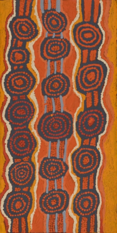 View works by Hilary  Tjapaltjarri